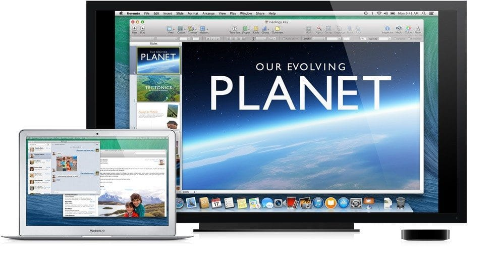 How to use AirPlay to watch and listen to content through your Apple TV