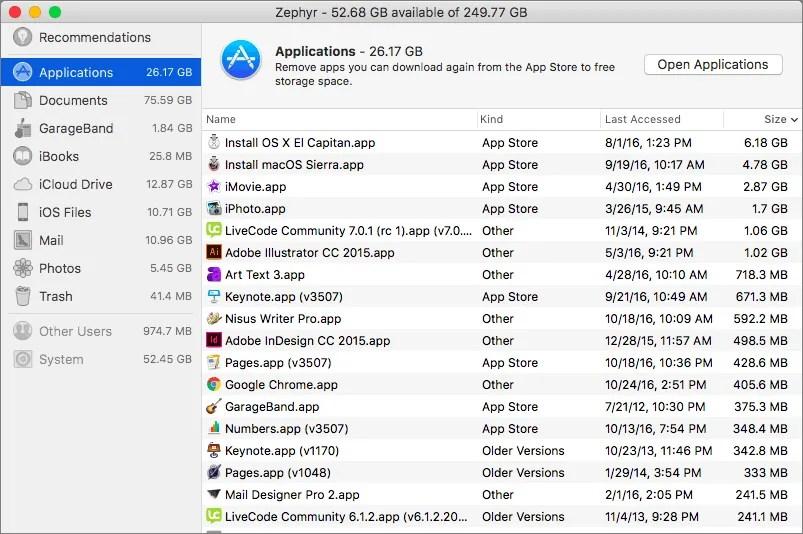 storage-management-applications