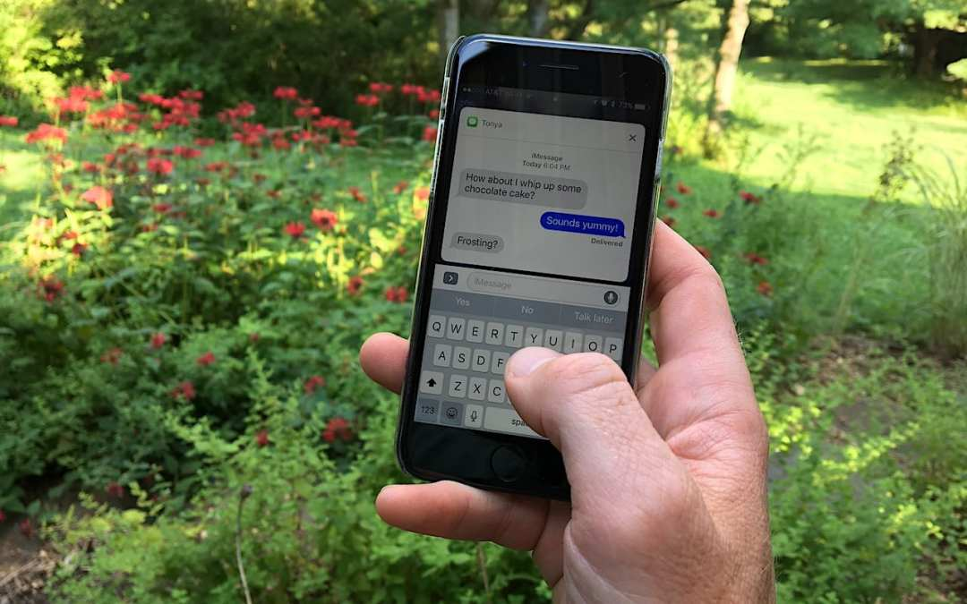 Reply Quickly to Messages on Your iPhone's Lock Screen