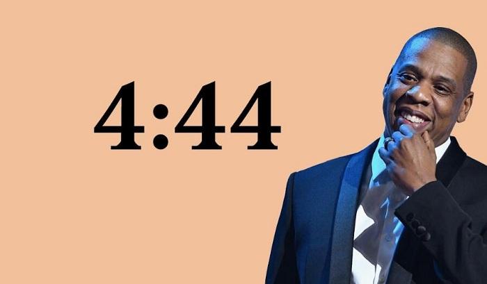 4:44 By Jay Z