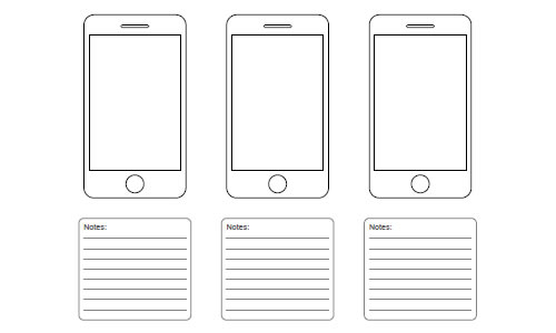 Free UI and Web Design Wireframing Kits, Resources and
