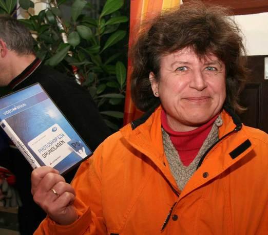 Gewinnerin Doris