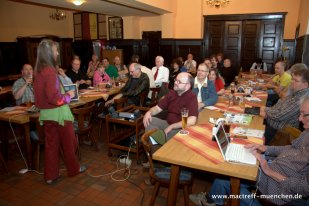 93. Treffen Digital Storytelling mit Sonja Wessel