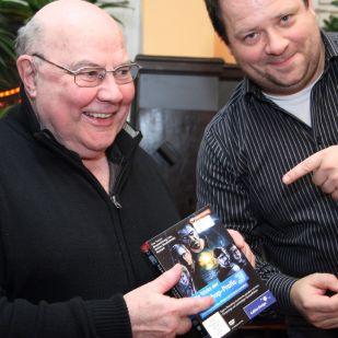 Pius R. konnte eine Lern-DVD für Photoshop-Profis von Galileo Design nach Hause nehmen