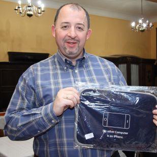 Thomas B. geht nicht mehr ohne MacBook-Tasche von equinux