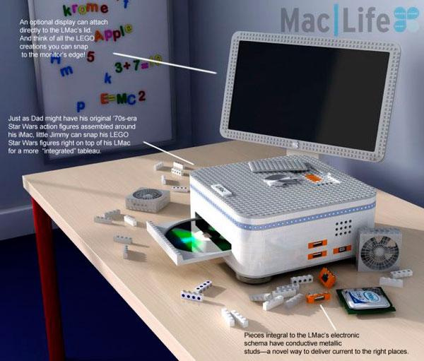 Productos Y Momentos Apple Creados Con Piezas De Lego
