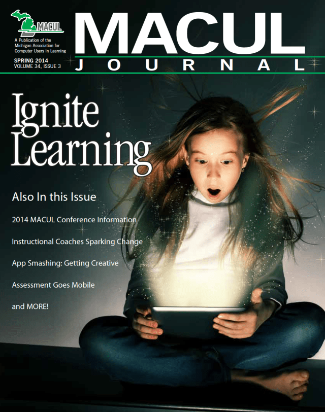 MACUL_Journal_Spring_2014