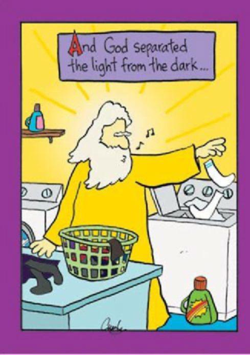 M Douglas Wray Religion Humor