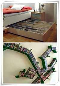 DVD Storage Ideas to Store Thousands of DVDs in Small Place