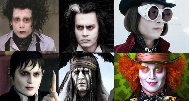 Image result for actor johnny depp rolls
