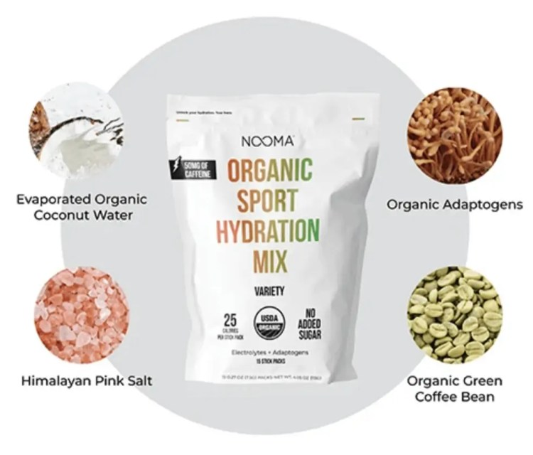 nooma hydration mix