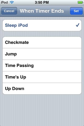 Sleep after specified amount of time