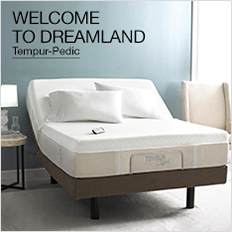 Stearns And Foster Welcome To Dreamland Tempur Pedic