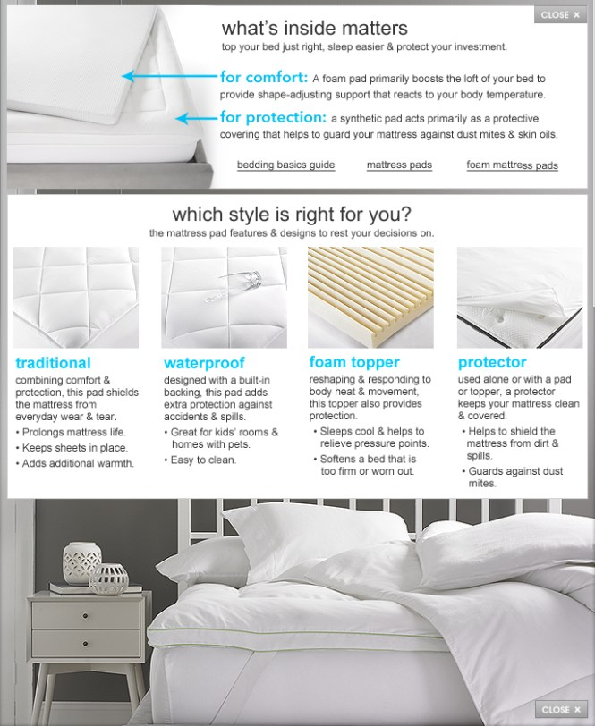 Soften And Protect Your Mattress