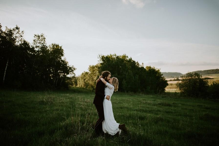 field elopement