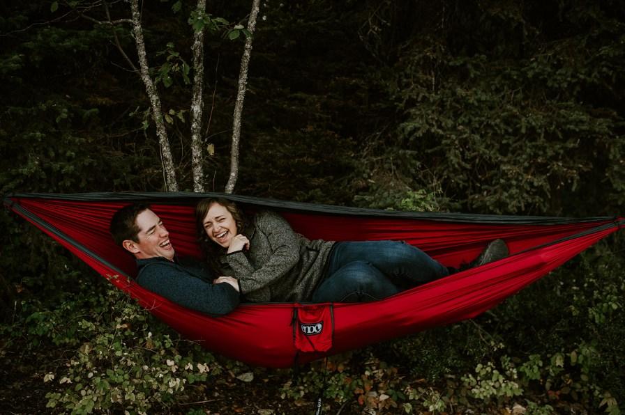 hammock session