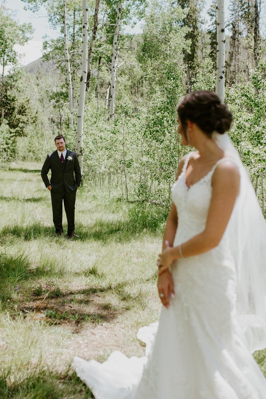 butte Montana wedding