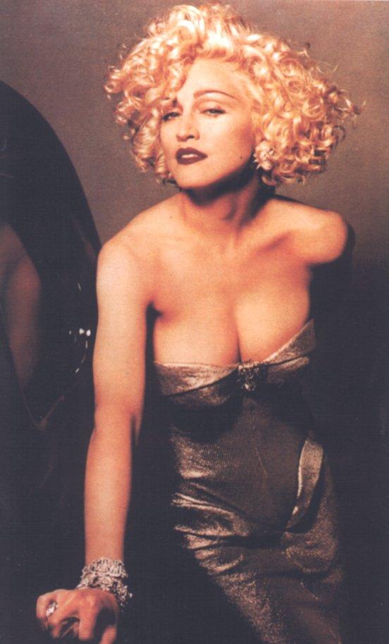 Dick Tracy  Madonna movie by Warren Beatty  MadEyes