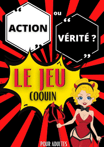 jeux pour couple action verite flyer coquin amour design amazon