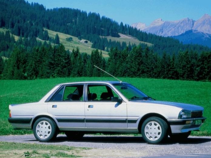 1986 Peugeot 505 V6 386858 Best Quality Free High Resolution Car Images Mad4wheels