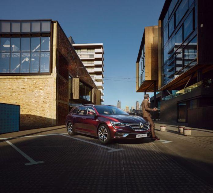 2020 Renault Talisman Estate Free High Resolution Car Images