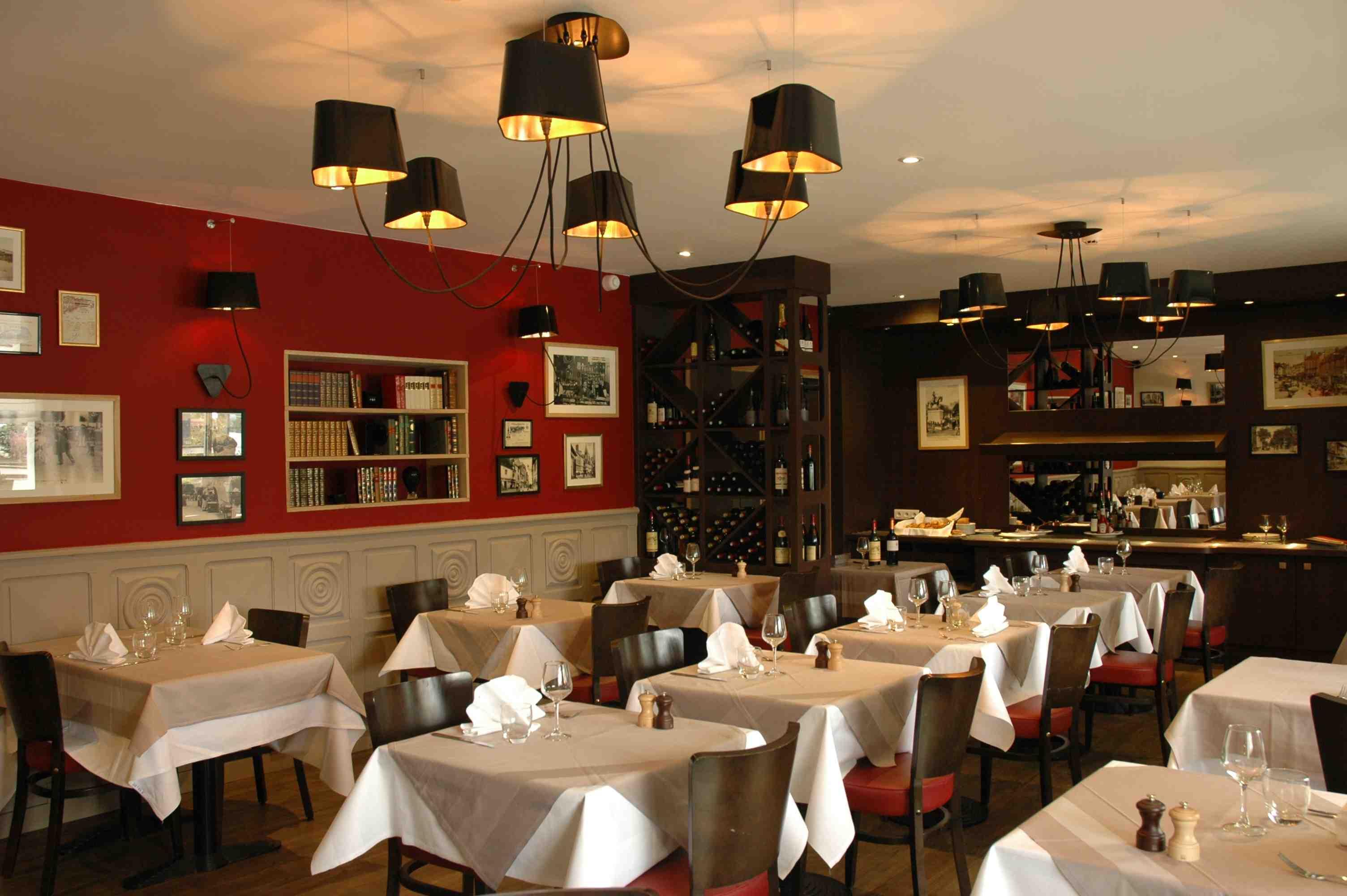 Comment raliser une belle dcoration pour un restaurant  conseils astuces