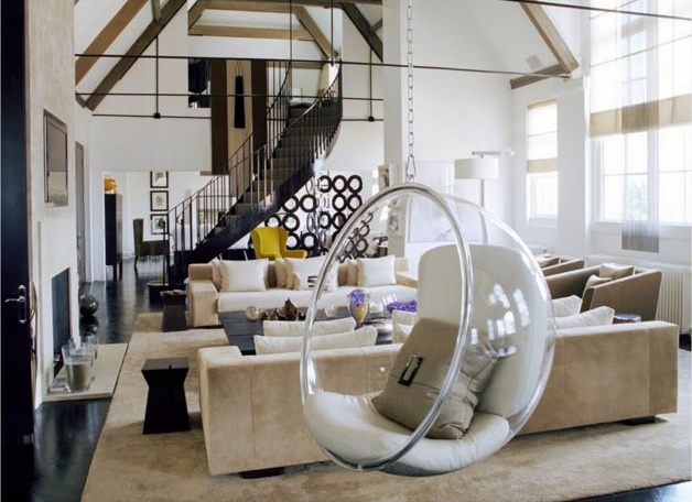 eero aarnio bubble chair ted and phil high style