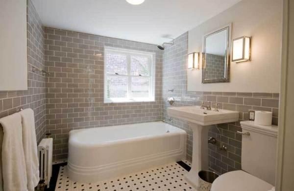 metro tiles bathroom ideas Mad About  Metro Tiles - Mad About The House