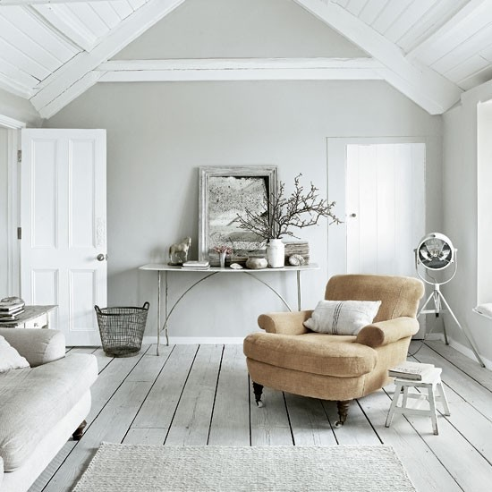 white and grey living room designer furniture cornforth walls sitting woodwork mad about