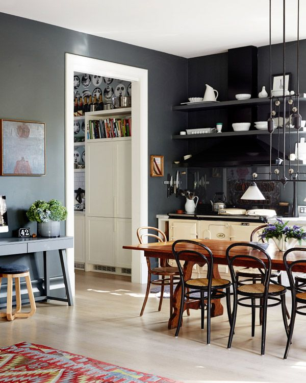 Best Flooring With Oak Cabinets