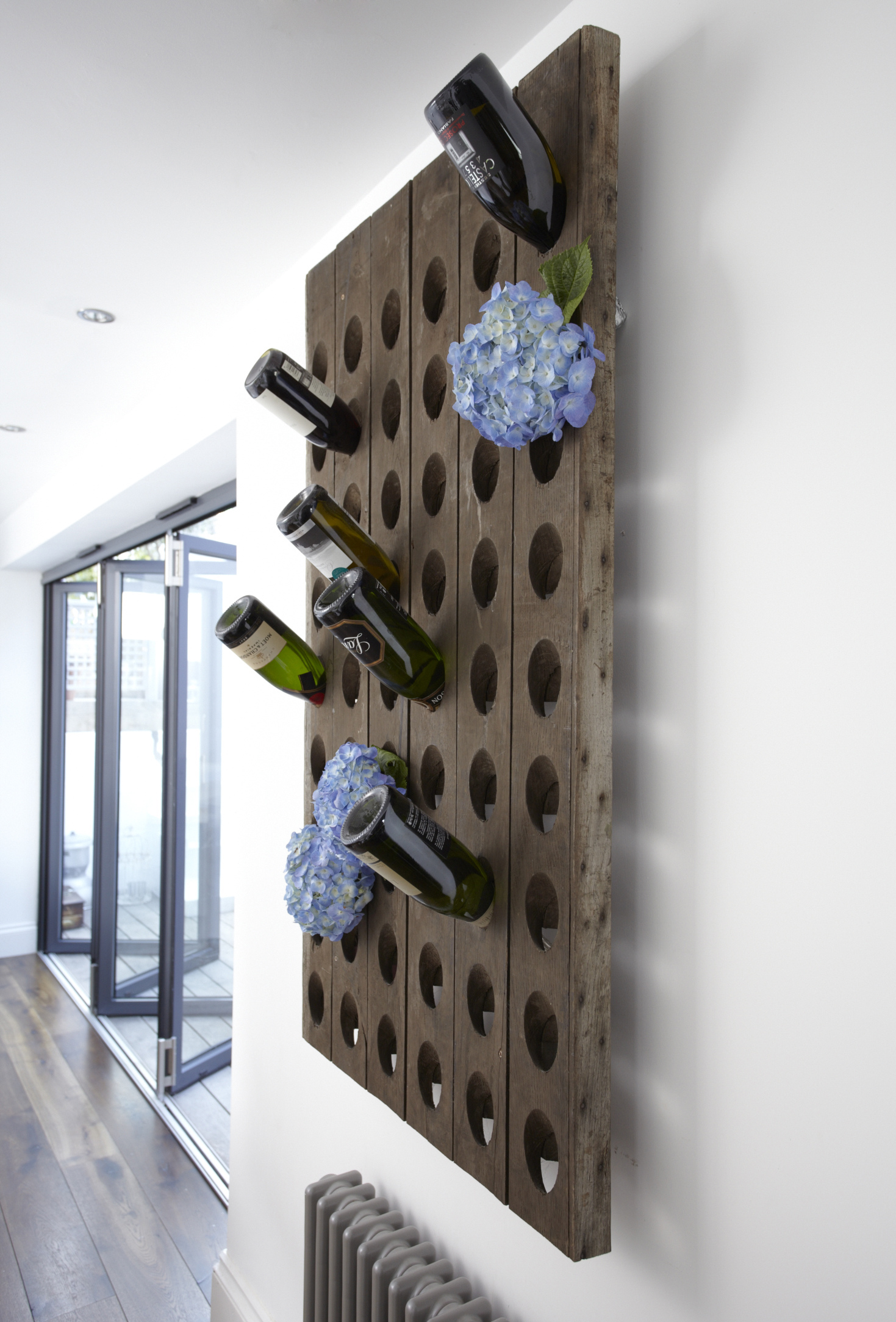 kitchen storage racks chromcraft chair parts objects of design #102: french oak wine rack - mad about ...