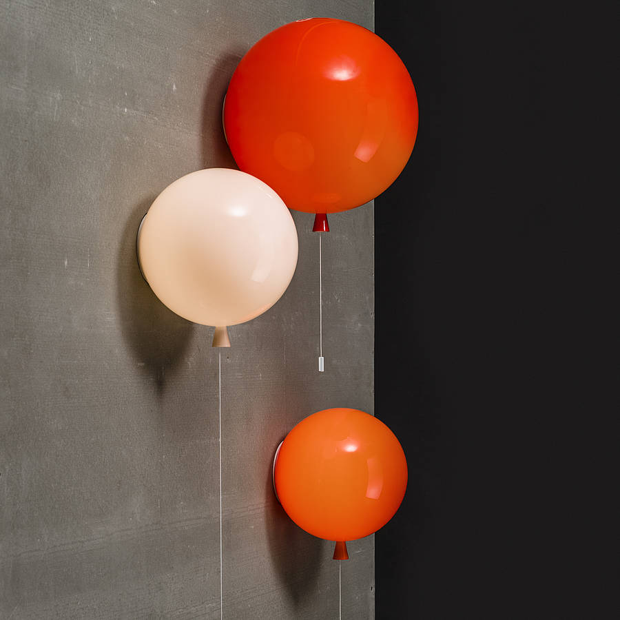 Objects Of Design 188 Memory Balloon Light Mad About