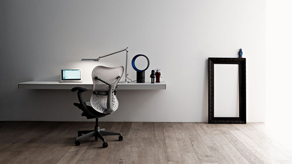 simple home office design ideas Objects of Design #308: Foldaway Desks - Mad About The House