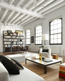 Industrial Loft Apartments New York