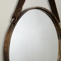 Objects of Design #341: Round Hanging Mirror