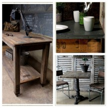 Zinc Topped Furniture - Mad House