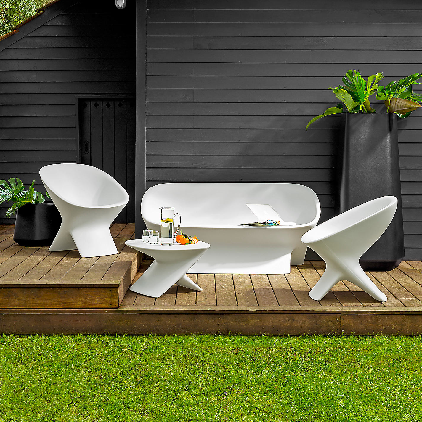 Recycled Garden Furniture from Mad About The House