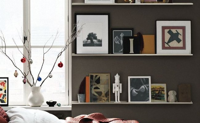 Picture Ledge Shelves Mad About The House