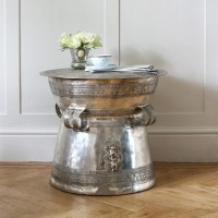 Antique Silver Coffee Table - Mad About The House