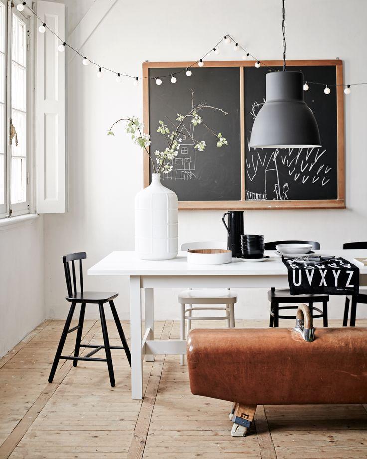 Hektar Lamp from IKEA