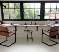Industrial Style Office Chairs - Mad About The House