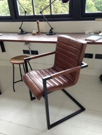 Industrial Style Office Chairs