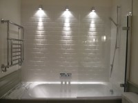 Shower Room Lights - Home Safe