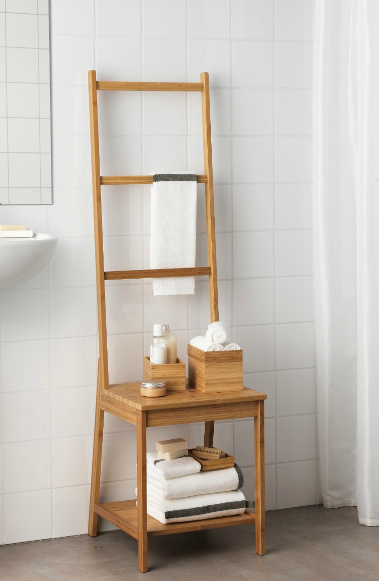 Towel Rack Chair  Mad About The House