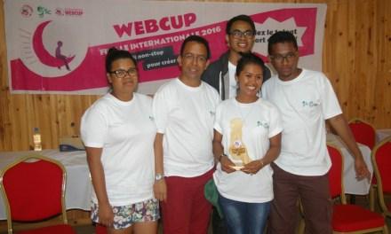 Madagascar remporte la 4ème finale de la Webcup 2016 !