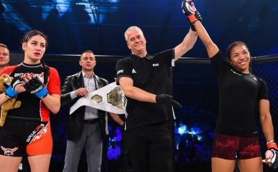 Iony RAZAFIARISON nouvelle championne du SUPERIOR FC