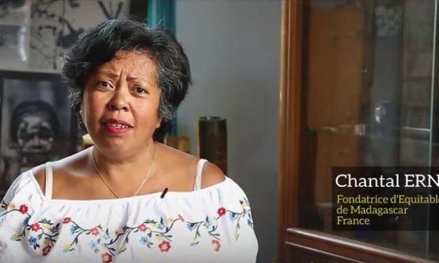 Portrait:ERNOULT RAKOTOFIRINGA CHANTAL, Fondatrice de Naturiabio
