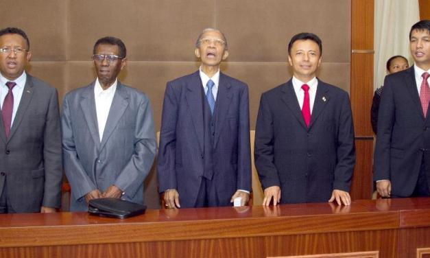 Madagascar redoute une nouvelle crise politique. Y a t-il vraiment un vrai projet constructif!