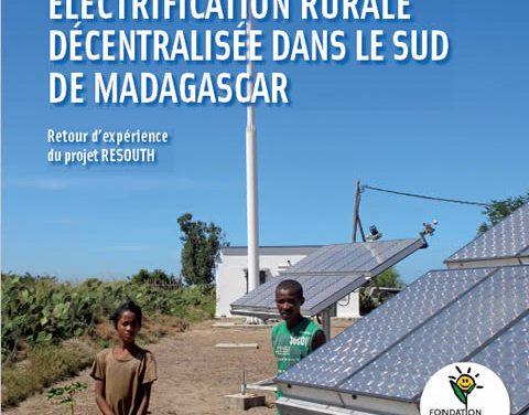 Développement énergétique : Madagascar face aux enjeux de la valorisation de l'énergie verte