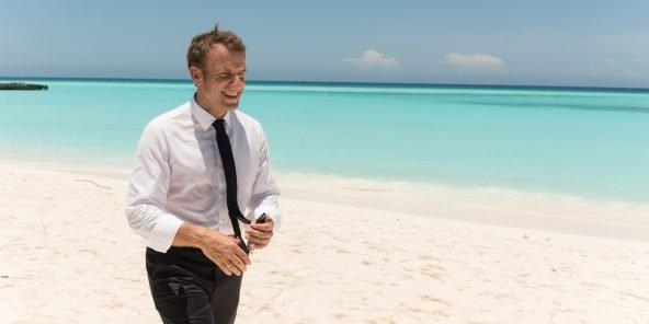Emmanuel Macron annonce qu'une partie des îles Éparses sera classée en réserve naturelle